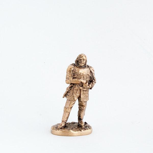 40mm Sandor Clegane, Hound, Game Of Thrones brass miniature