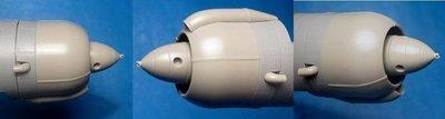 1/48 Su-2 M-88B conversion kit Vector resin for Zvezda: VDS48073