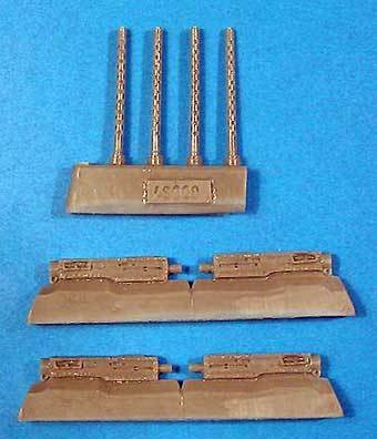 1/48 Browning M2 0.5 Cal Fixed Vector resin: VDS48008