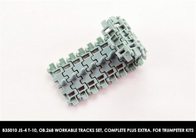 Miniarm 1/35 IS-4 T-10, Ob.268 Workable tracks set, complete plus extra