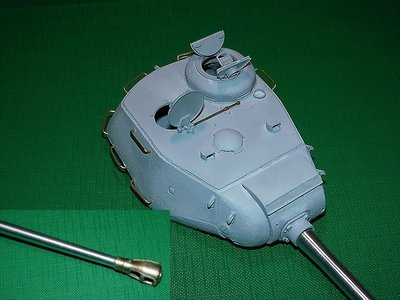 Miniarm 1/35 IS-2 Turret for Tamiya/Dragon/Zvezda kits