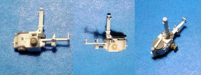 1/48 British Course Setting Bombsight Mk.IX Vector resin: #VDS48-114