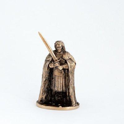 40mm John Snow, Game Of Thrones brass miniature