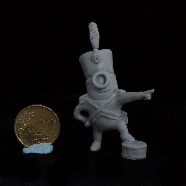 Napoleon Linear Infantry Minion resin figure