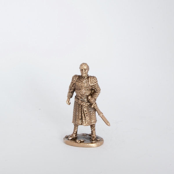 40mm Jorah Mormont, Game Of Thrones brass miniature