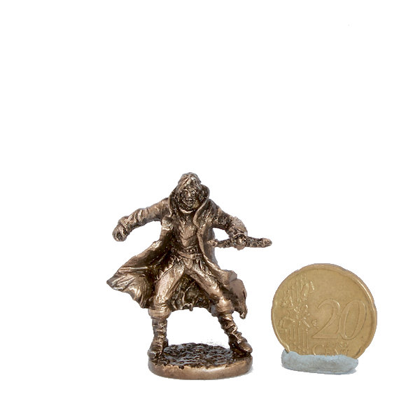 40mm Limper, The Black Company brass miniature