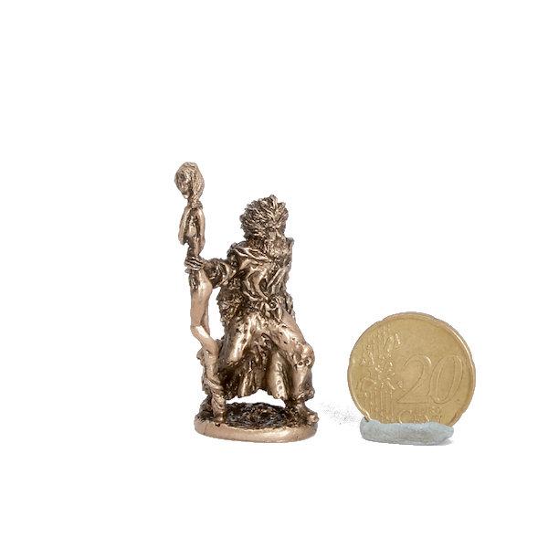 40mm Shapeshifter, The Black Company brass miniature