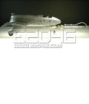 VanShip from LastExile Resin Garage Kit RT1479