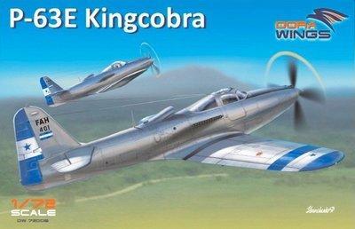 DoraWings 1/72 Bell P-63E-1-BE Kingcobra