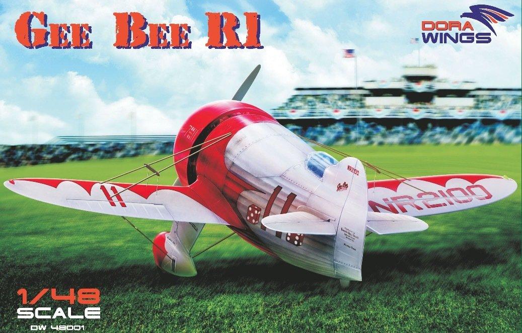 DoraWings 1/48 Gee Bee Super Sportster R-1
