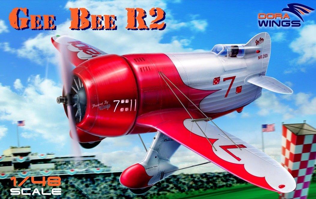 DoraWings 1/48 Gee Bee Super Sportster R-2