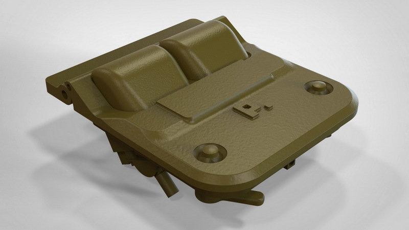 Miniarm 1/35 SU-100,SU-85/SU-85M driver's hatch