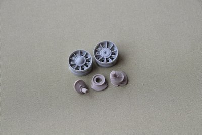 Miniarm 1/35 SU-100,SU-85/SU-85M,T-34 Idler wheels & cranks set (late)