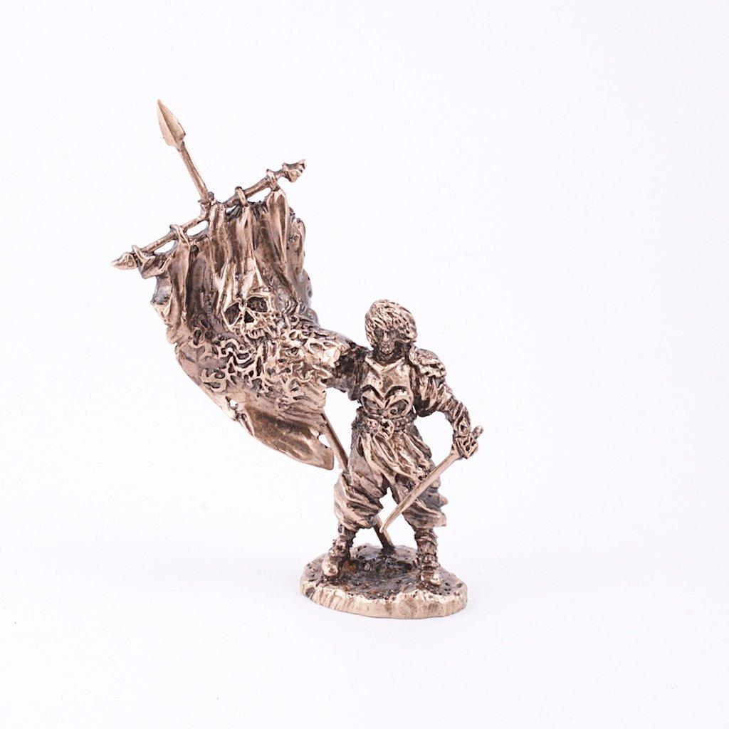 40mm Murgen, The Black Company brass miniature