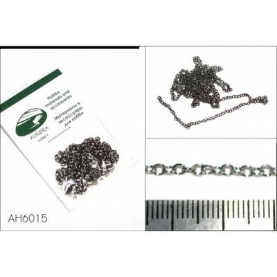 Aurora Hobby anchor modeling chain 3.0х2.0mm (steel)