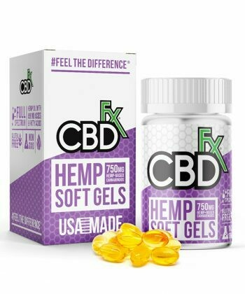 Soft Gel CBD Capsules - Body & Mind