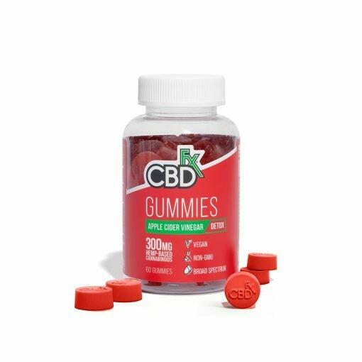 CBD Gummies with Apple Cider Vinegar 300mg