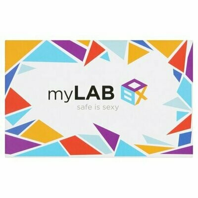 MyLab Box (c&g kit male mail-in-kit tests for chlamydia and gonorrhea)
