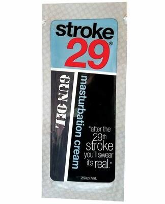 Stroke 29 Single-Use Foil Packet