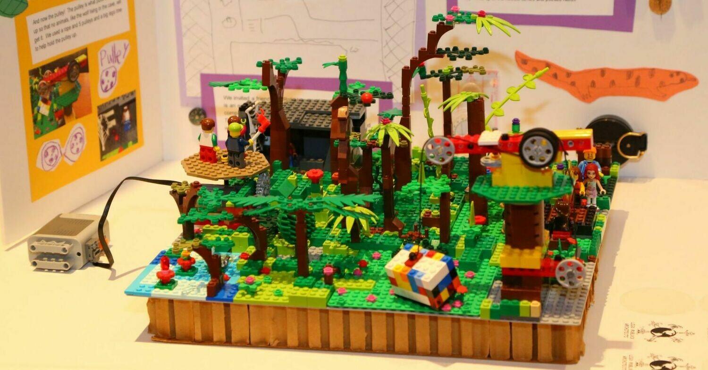FIRST LEGO League Jr. - 12:00pm-1:00pm