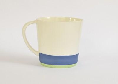 Large Mug - Blue and Green