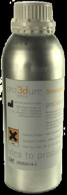 Pro3dure GR-1 Clear 1 Liter