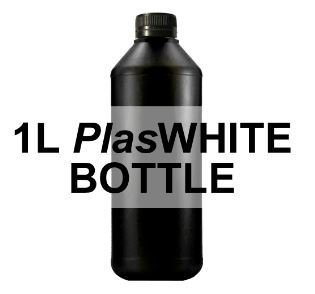PlasWHITE 1 liter PWHT-1L