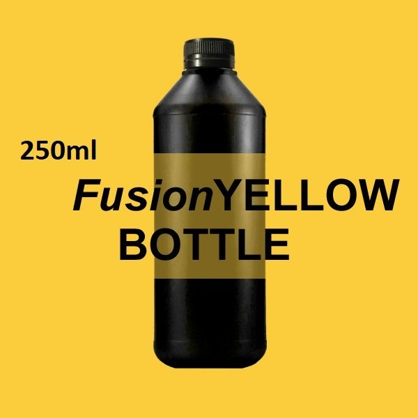 FusionYellow 250ml  Sample Size FSYL250ml
