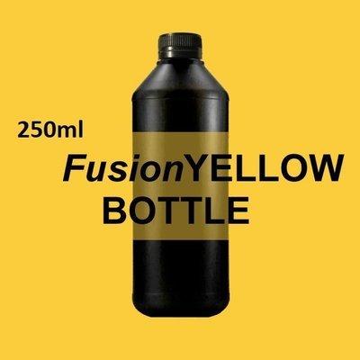 FusionYellow 250ml  Sample Size