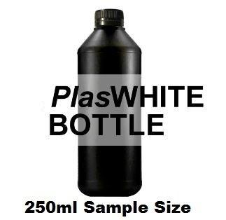PlasWHITE 250ml Sample Size PW250