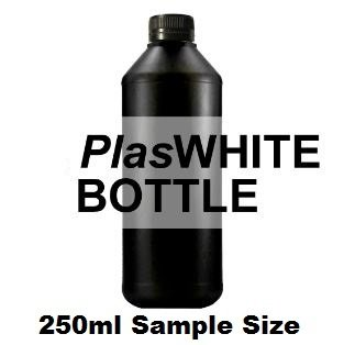 PlasWHITE 250ml Sample Size