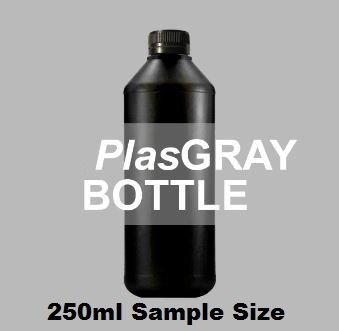 PlasGRAY 250ml Sample Size PGRY250