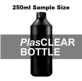 PlasCLEAR 250ml Sample Size PCLR250
