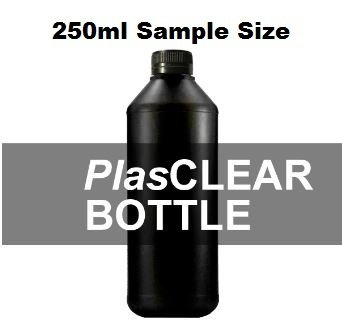 PlasCLEAR 250ml Sample Size