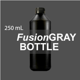 FusionGRAY 250ml  Sample Size FGRY-250