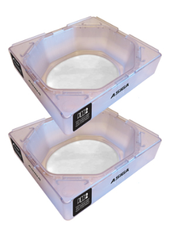 Pico2 and Pico Plus Compatible Seamless Build Tray (Pack of 2)