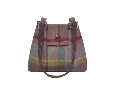 Thistle Ava Tweed Handbag from Earth Squared