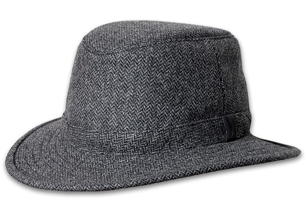 Tilley Tec Wool Hat - Herringbone TTW2 - HB