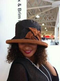49877838a0ac Peak & Brim Zara Wax/Suedette Rainproof Hat | Waterproof Hats ...