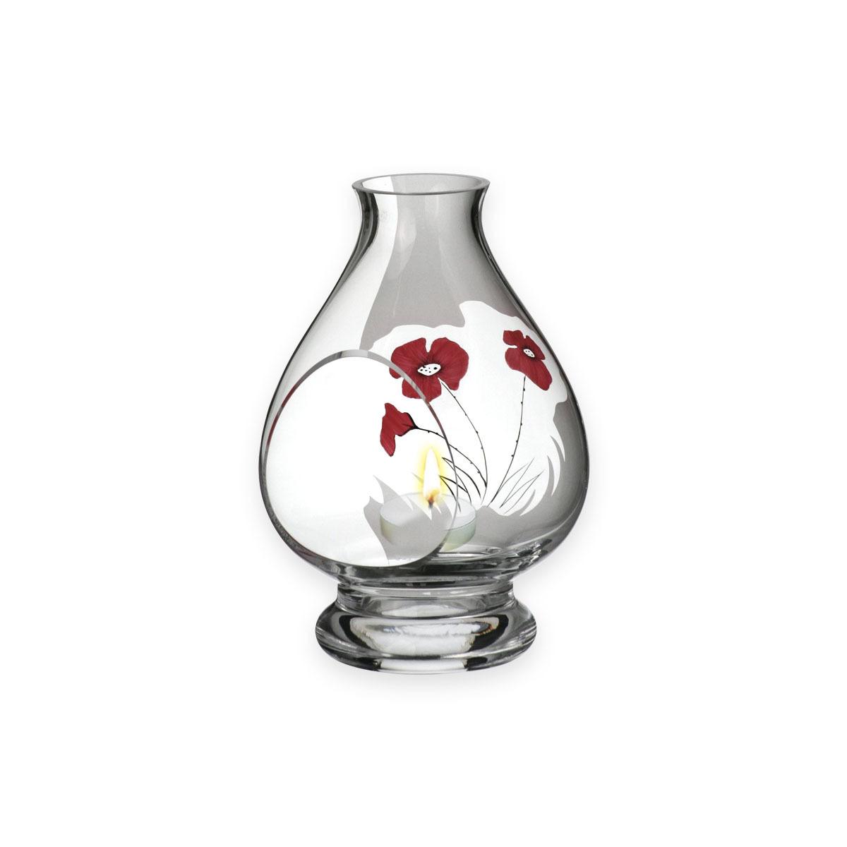 Nobile Classic Poppy Storm Lamp 20cm 4816