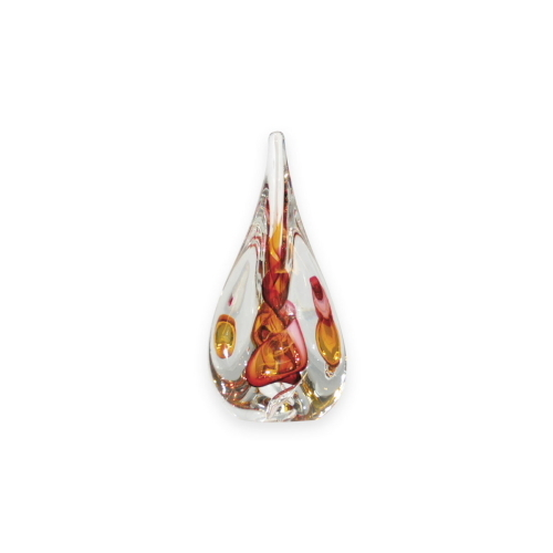 Nobile Paperweight Trio Ruby Gold 2546