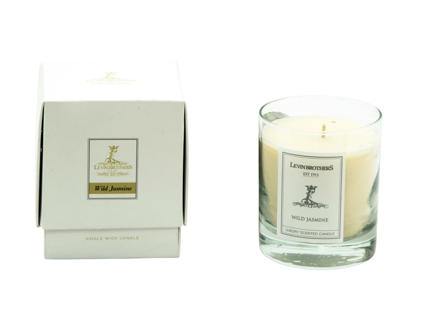 Wild Jasmine Scented Candle