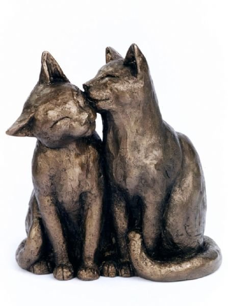 Yum Yum and Friend- Frith Sculpture - S052
