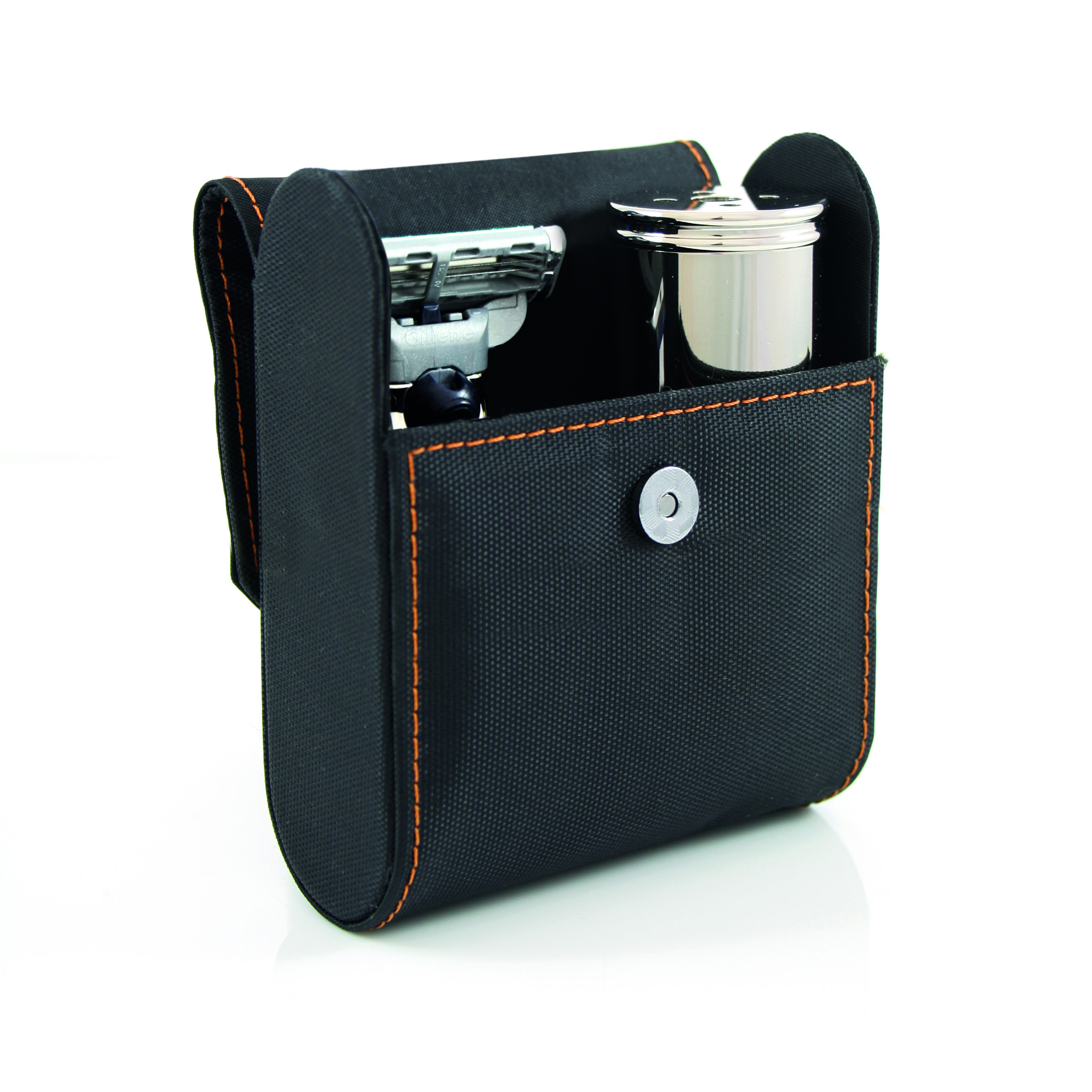 Travel Shaving Kit with Gillette Mach3 Travel Razor RT11M3