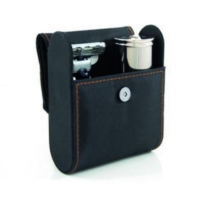 Travel Shaving Kit with Gillette Mach3 Travel Razor