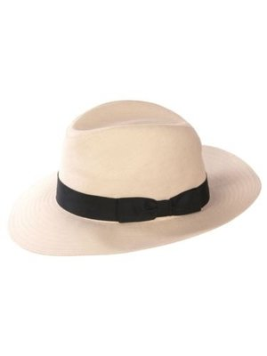 Olney Milano Wide Brim Linen Hat