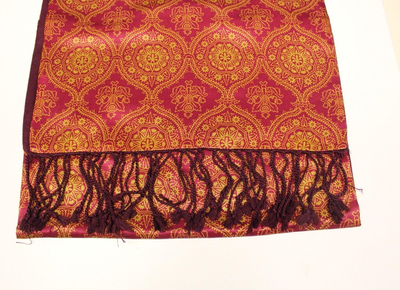 Renaissance Silk Manscarf