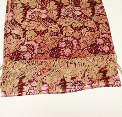 Anemones Silk Manscarf