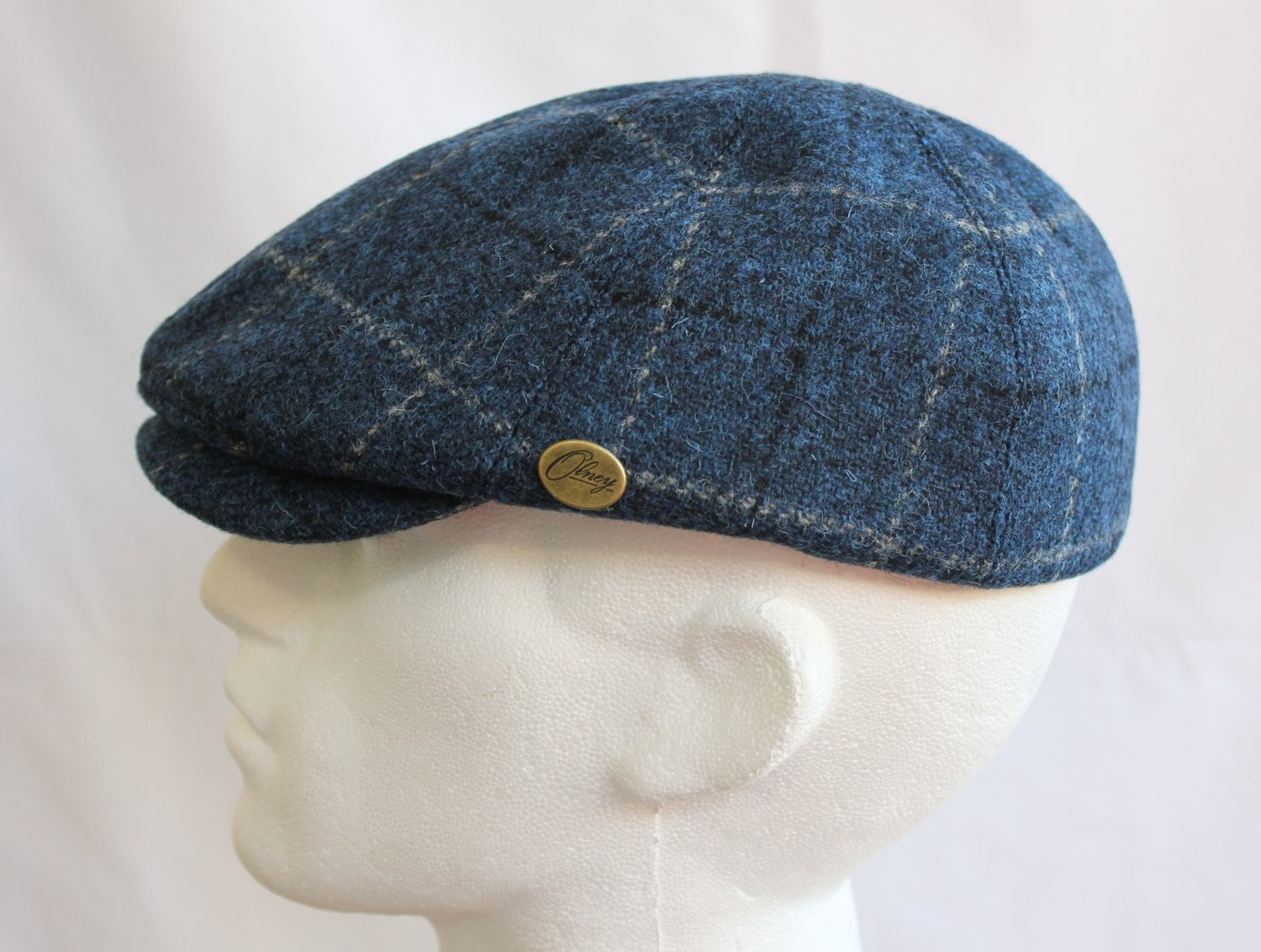 Olney Hudson 6 Piece Cap Tweed