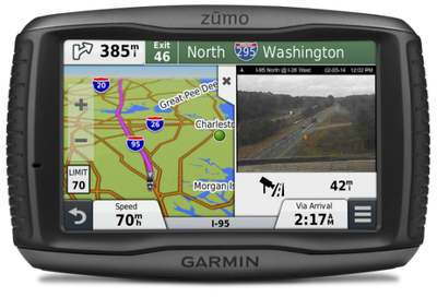 Garmin zūmo® 595 P/N:Part Number: 010-01603-45